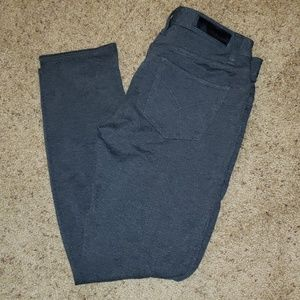 Calvin Klein charcoal skinny pants size 8